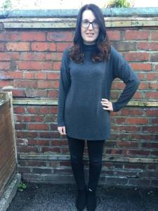 Jumper - Newlook. Jeggings - Tesco F&F. Boots - Tesco F&F.
